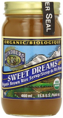 Lundberg Organic Sweet Dreams Brown Rice Syrup - 460ml