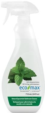 Natural Spearmint Bathroom Cleaner