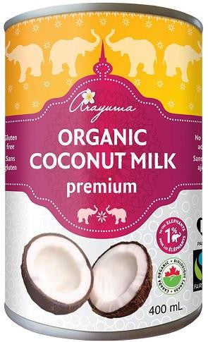PREMIUM COCONUT MILK
