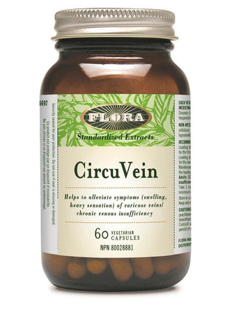Flora CircuVein 500mg 60 VCaps