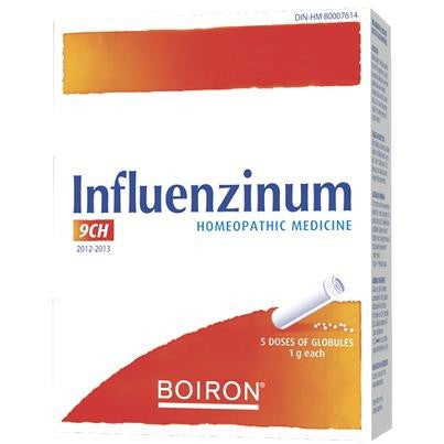 Boiron Influenzinum 9CH 5 Single Dose Tubes
