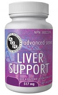 AOR Liver Support 180 VCaps