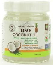 Flavoured DME™ Virgin Organic Coconut Oil