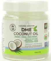 Flavoured DME™ Virgin Organic Coconut Oi