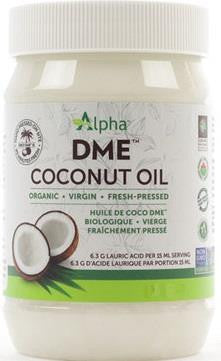 Alpha Health DME Virgin Coconut Oil - 110ml