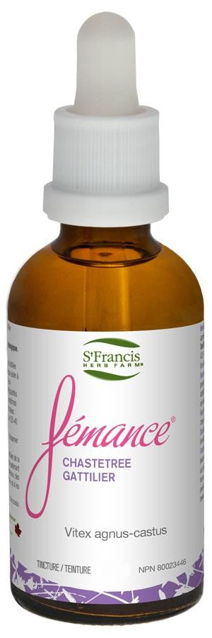 St. Francis Chastetree - 100ml