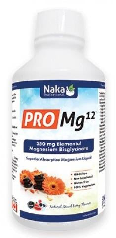 Naka Pro Mg12 Liquid 250ml