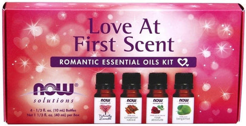 NOW Essential Oils Kit - Love at First Scent