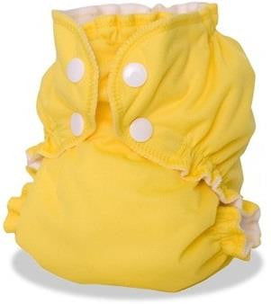 Apple Cheeks Diaper Size 1 & 2 Lemon Zest