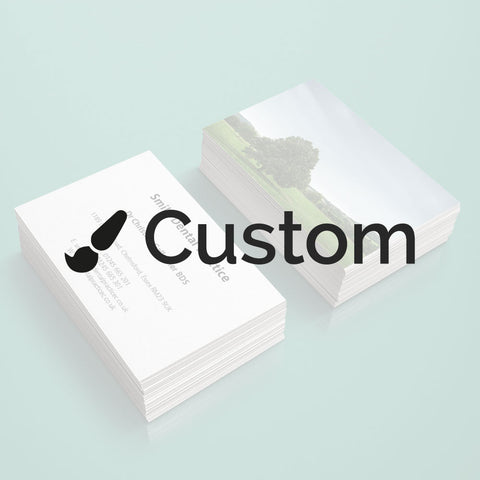 Business Cards - Custom