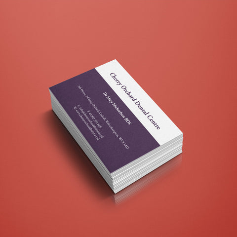 Business Cards - Standard