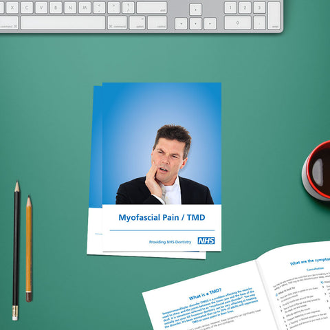 Myofascial Pain Treatment Leaflet - NHS