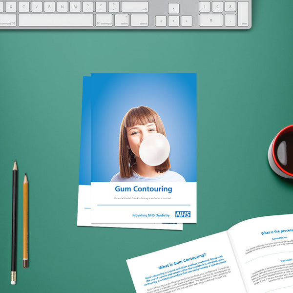 Gum Contouring Treatment Leaflet - NHS
