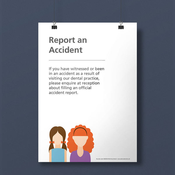 Accident Reporting Notice