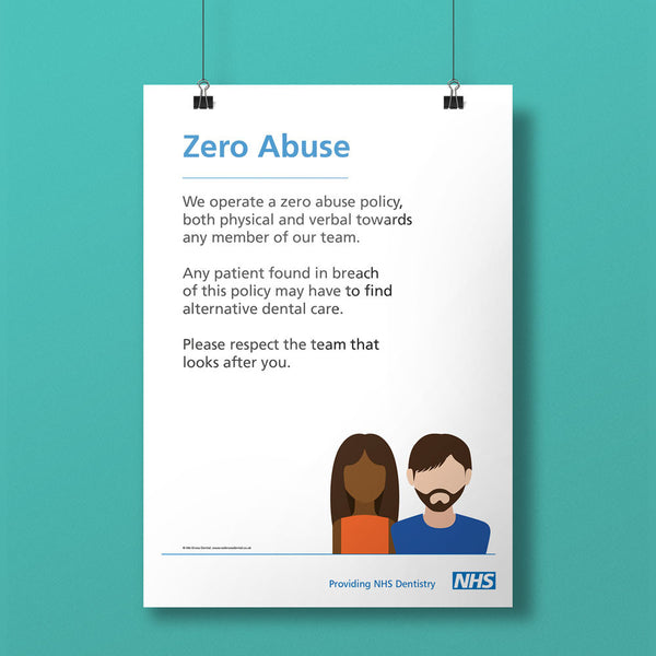 Abuse Policy Notice - NHS