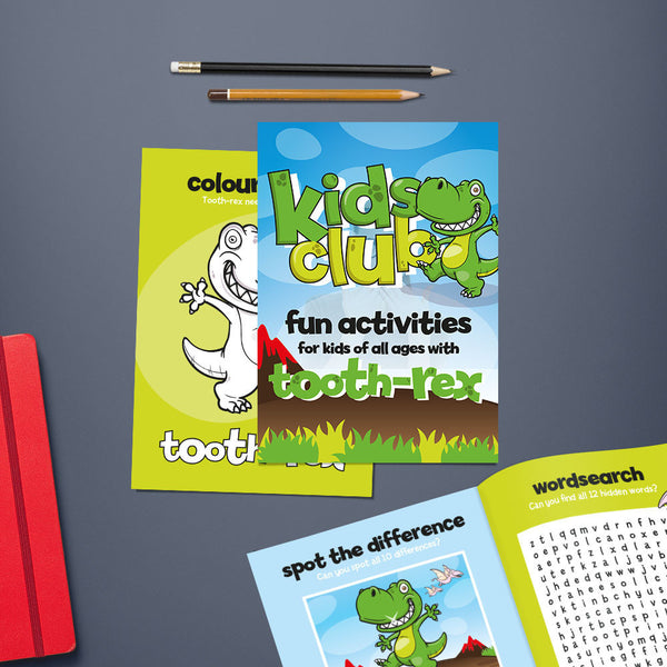 Kids Club Activity Sheet