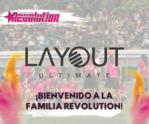 Revolution and Layout