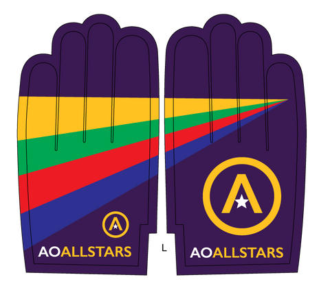 AO All Star Layout Gloves