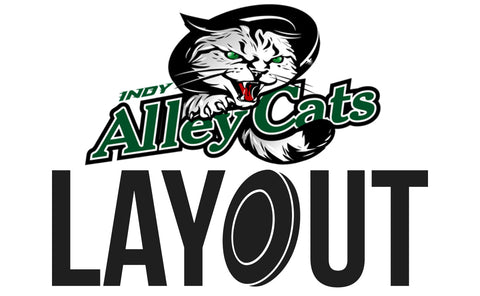 Indy Alleycats and Layout