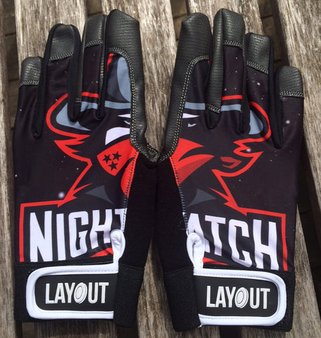 Custom Layout Ultimate Gloves