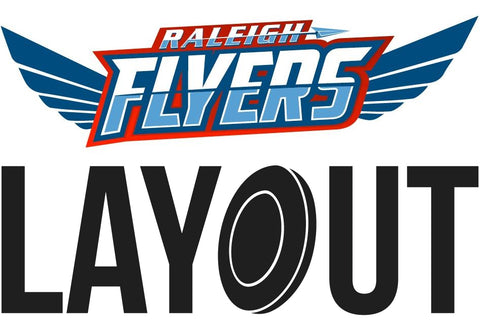 Raleigh Flyers Layout Ultimate
