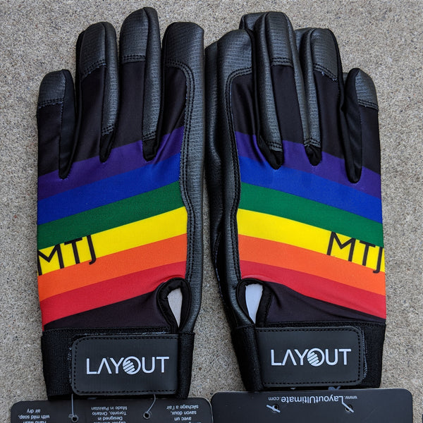 MTJ Gloves - Supports Young LGBTQ Lives - Cause Gloves