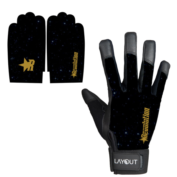 Colombia Revolution Gloves -  Cause Gloves