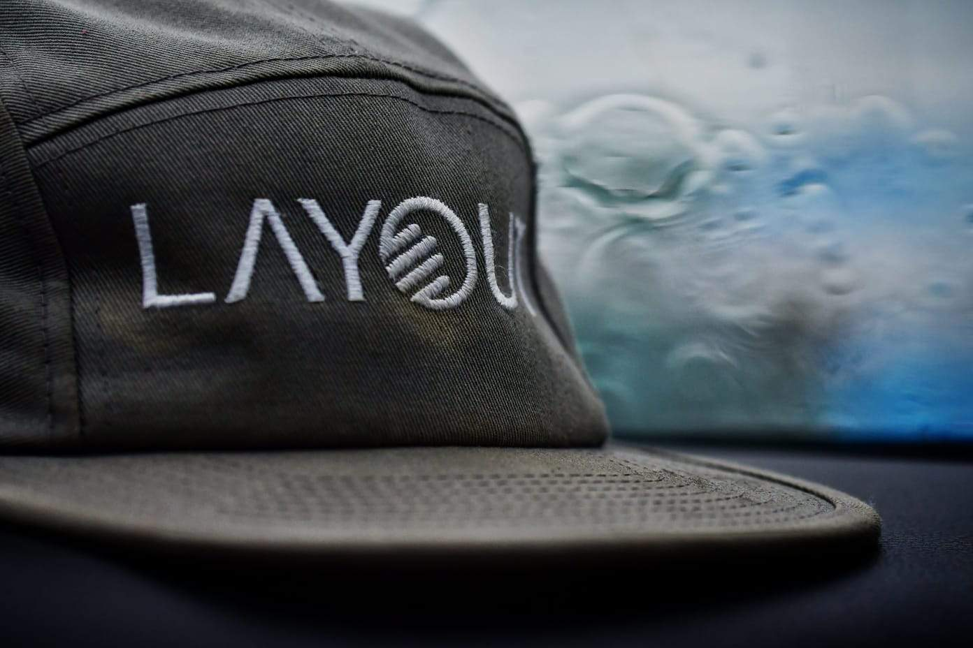 Layout 5-Panel Hat - Layout Ultimate