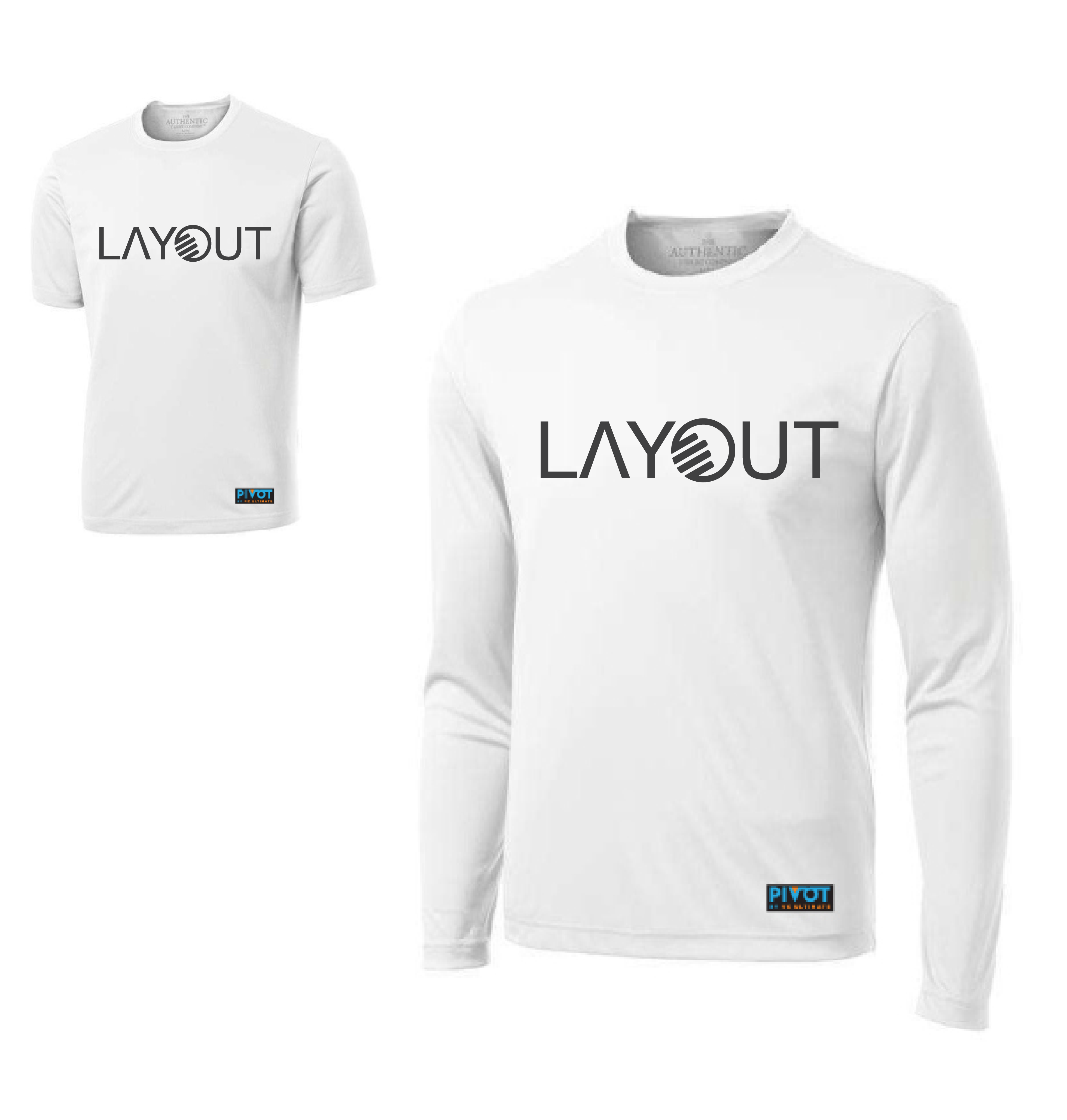 Layout Jersey (SS or LS) - Layout Ultimate