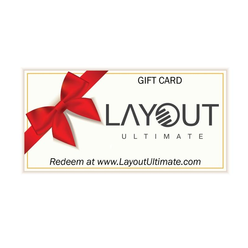 Layout Ultimate Gift Card - Layout Ultimate