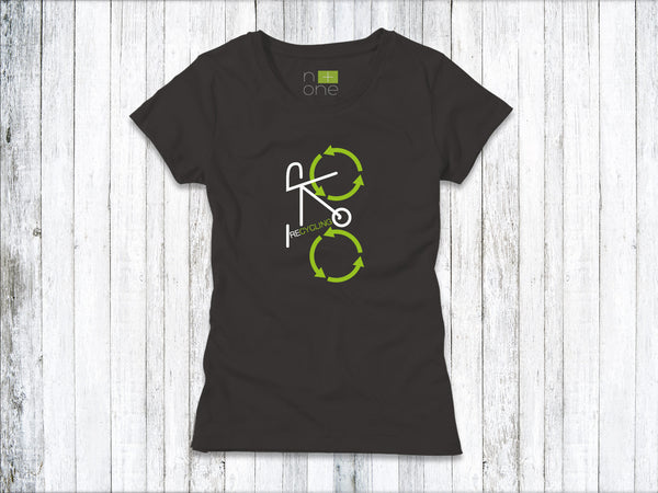 Recycling Women's T-Shirt