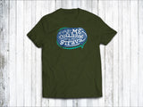 Pause My Strava Men's T-Shirt in Forest Green