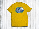 Pause My Strava Men's T-Shirt in Sunshine Yellow