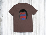What Would Wiggo Do? Men's T-Shirt in  Brown