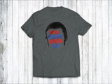 What Would Wiggo Do? Men's T-Shirt in Charcoal Grey