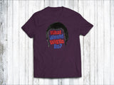 What Would Wiggo Do? Men's T-Shirt in  Purple