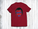 What Would Wiggo Do? Men's T-Shirt in Stereo Red