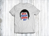 What Would Wiggo Do? Men's T-Shirt in  White
