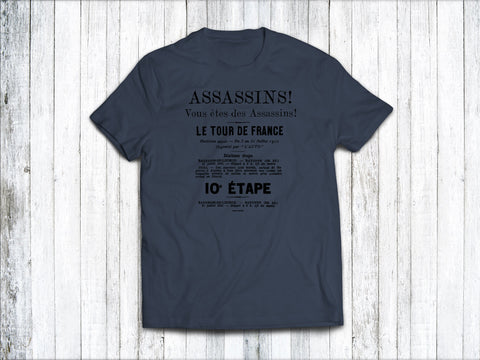 Assassins! Men's T-Shirt