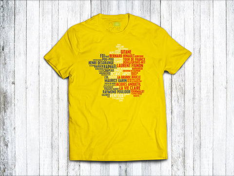 La Grande Boucle (Tour de France) Men's T-Shirt
