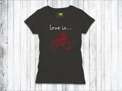 Love is... Women's T-Shirt