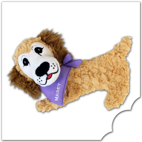 Masey the Innocent Dog - Dog Toy