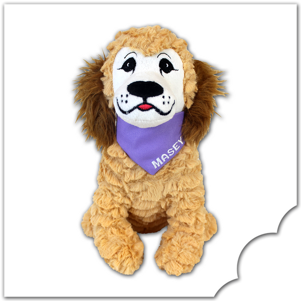 Masey the Innocent Dog - Plush Toy