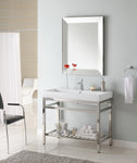 "EMPIRE - 40"" CONSOLE VANITY - SOUTH BEACH"