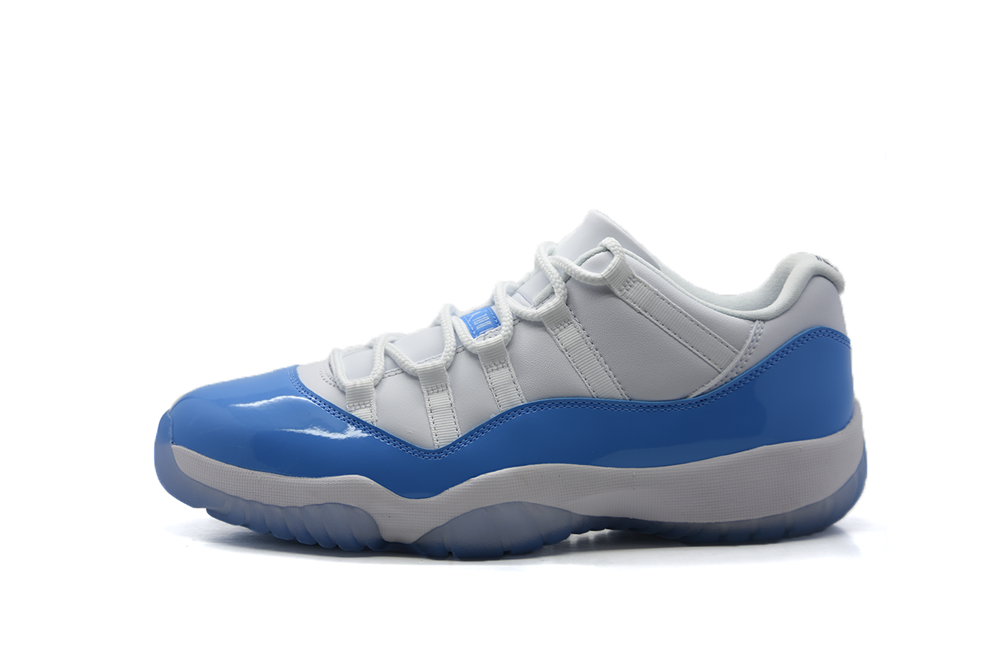 "Air Jordan 11 Retro Low ""UNC"" 2017"