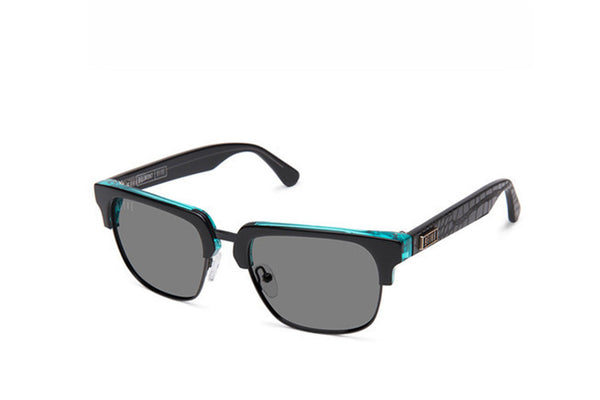 "9Five ""Belmont"" Black Croc Polarized"
