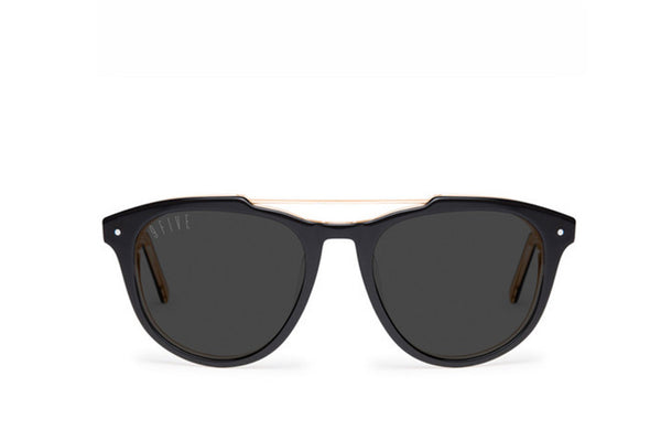 "9Five ""Cues"" Black/Gold Polarized"