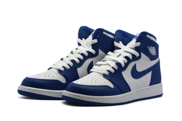 "Air Jordan 1 Retro High OG ""Storm Blue"" GS"