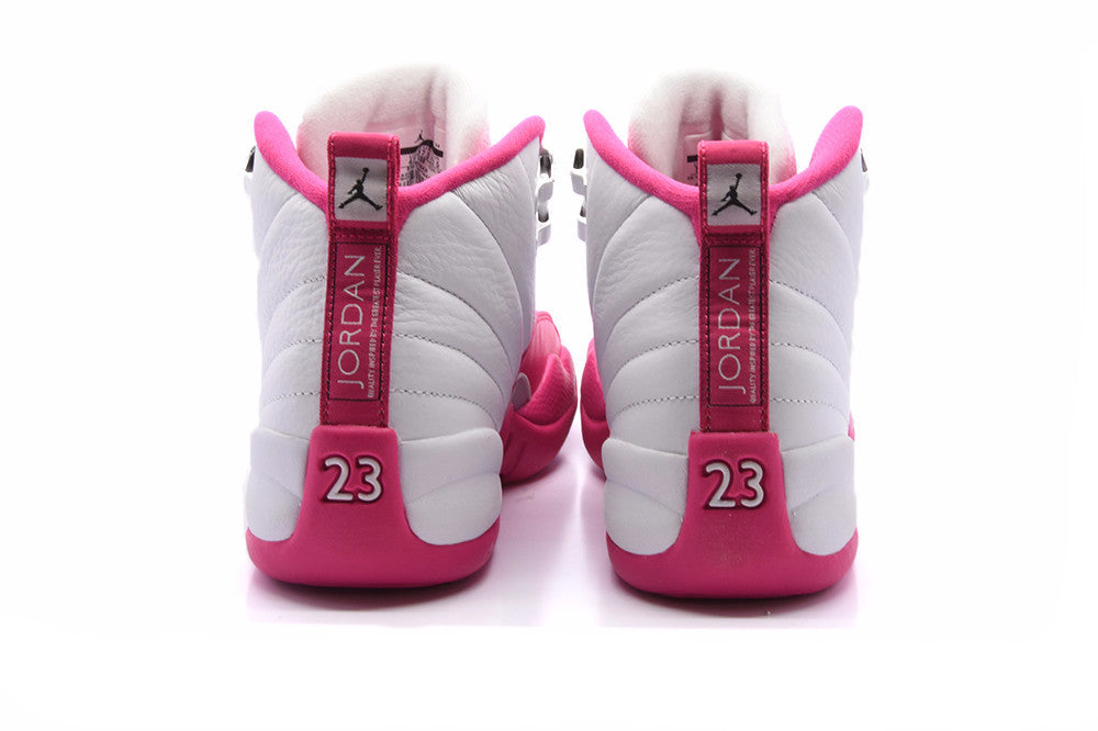 "Air Jordan 12 Retro GG ""Vivid Pink"" (GS)"