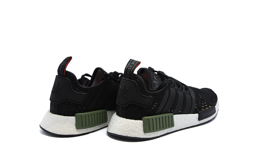 size 40 eb206 13be0 ... low cost adidas nmd r1 base green bold onix euro foot locker exclusive  045f2 f2a9f